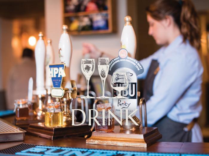 Drink at The Littleton Arms