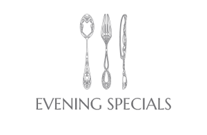 The Littleton Arms Evening Specials