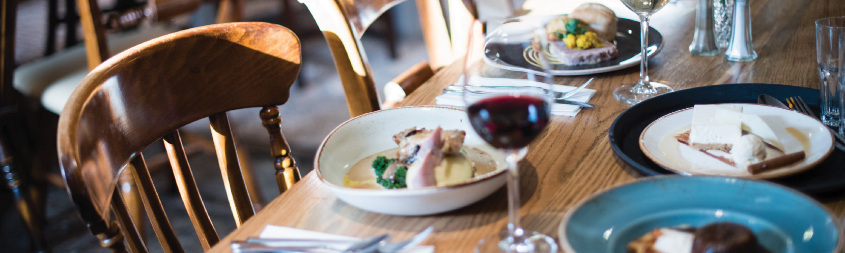 Eat at The Littleton Arms
