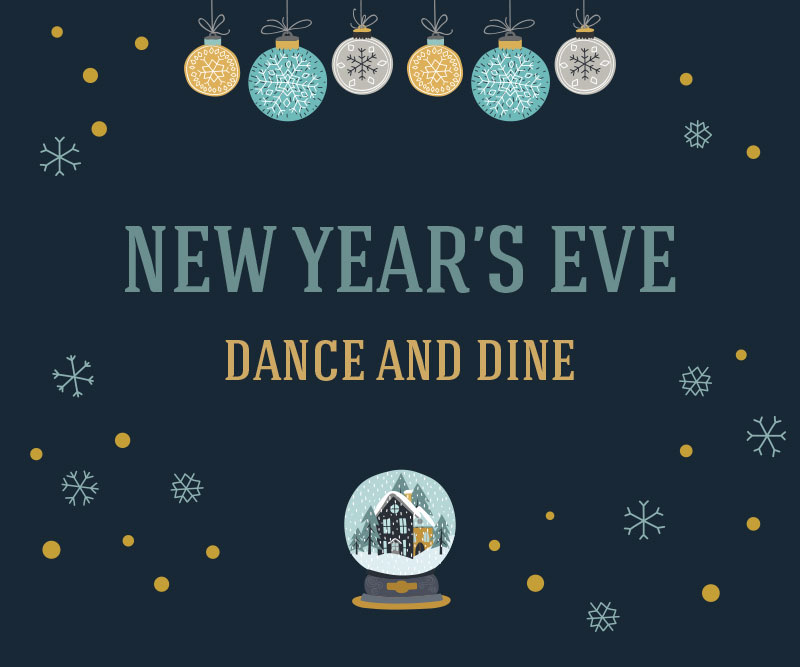 The Littleton Arms New Year's Eve Dance and Dine